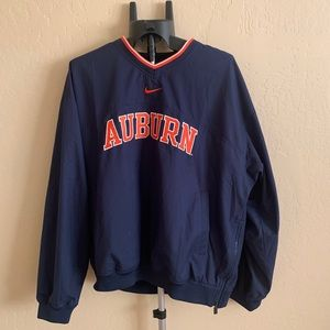 Nike - Auburn quarter side zip jacket